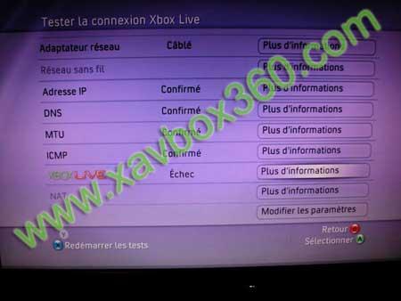 bannissement du xbox live