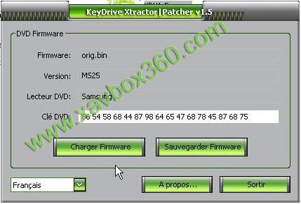 keydrive patcher/xtractor v1.5