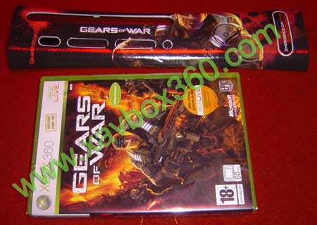 faceplate gears of war