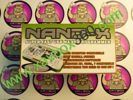 nand-x