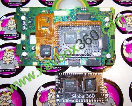 globe 360 v1 et v2