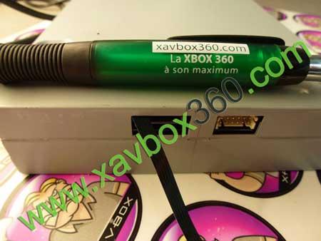 lecteur xbox 360