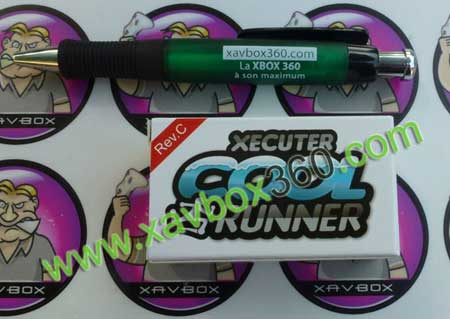 xecuter cool runner rev C