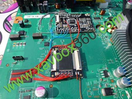 installation double nand