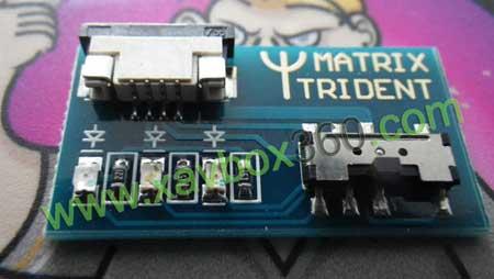 matrix trident