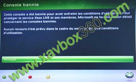 bannie xbox live