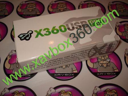 boite x360 usb pro
